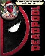 Deadpool [SteelBook] [4K Ultra HD Blu-ray/Blu-ray] [Only @ Best Buy]