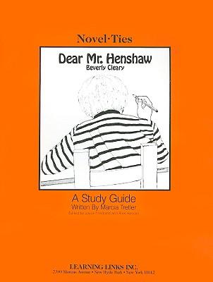 Dear Mr. Henshaw - Tretler, Marcia, and Friedland, Joyce (Editor), and Kessler, Rikki (Editor)