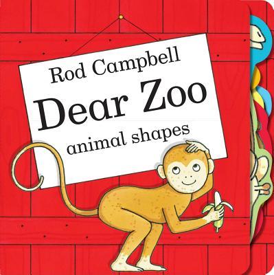Dear Zoo Animal Shapes - Campbell, Rod