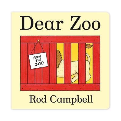 Dear Zoo - Campbell, Rod