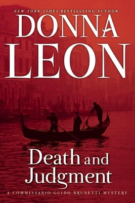 Death and Judgment - Leon, Donna