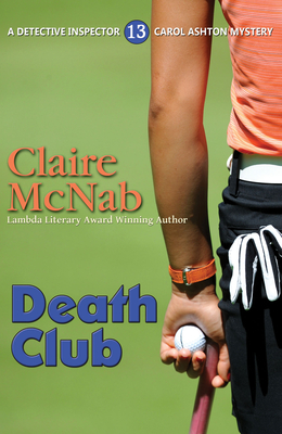 Death Club - McNab, Claire