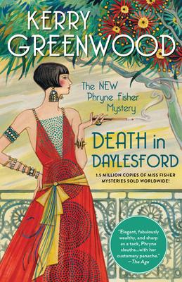 Death in Daylesford - Greenwood, Kerry
