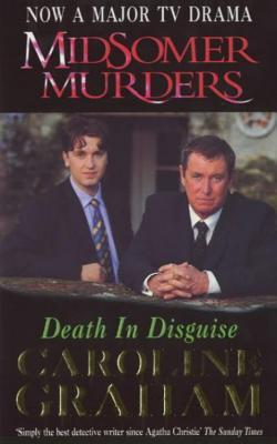 Death in Disguise - Graham, Caroline