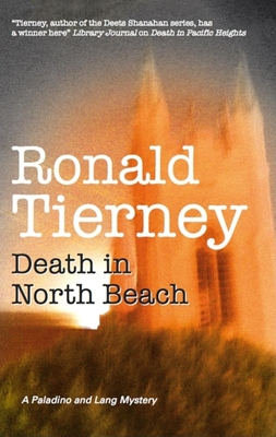Death in North Beach - Tierney, Ronald