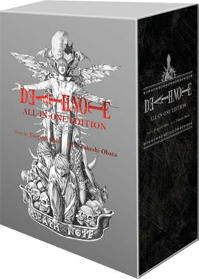 Death Note (All-In-One Edition) - Ohba, Tsugumi