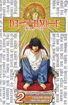 Death Note, Vol. 2 - Obata, Takeshi (Illustrator), and Ohba, Tsugumi