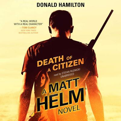 Death of a Citizen - Hamilton, Donald