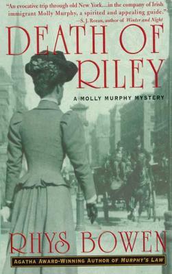 Death of Riley: A Molly Murphy Mystery - Bowen, Rhys