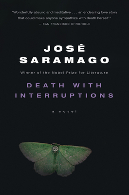 Death with Interruptions - Saramago, Jose, and Costa, Margaret Jull (Translated by)