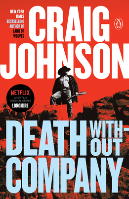 Death Without Company: Walt Longmire Mysteries - Johnson, Craig