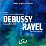 Debussy: La mer; Prélude à l'après-midi d'un faune; Ravel: Rapsodie espagnole