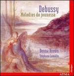 Debussy: Mélodies de jeunesse