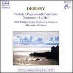 Debussy: Prélude à l'après-midi d'un faune; Nocturnes; La Mer
