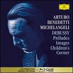 Debussy: Préludes; Images; Children's Corner [2CD/Blu-Ray Audio]