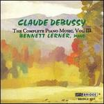 Debussy: The Complete Piano Music, Vol. 3