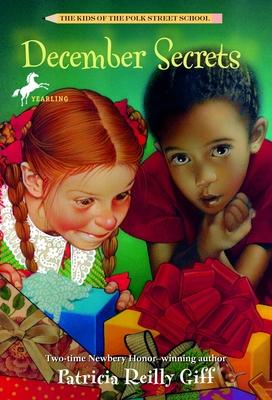 December Secrets - Giff, Patricia Reilly
