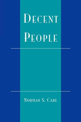 Decent People - Care, Norman S
