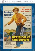 Decision at Sundown - Budd Boetticher
