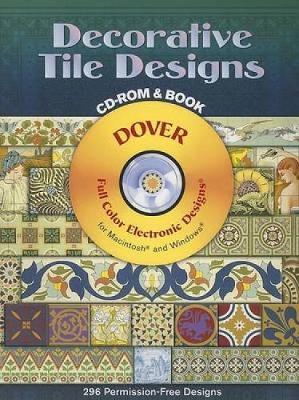 Decorative Tile Designs - Dover Publications Inc (Creator)