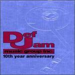 Def Jam Music Group Inc. 10th Year Anniversary