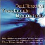 Del Tredici: Paul Revere's Ride; Theofanidis: The Here and Now; Bernstein: Lamentation