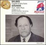 Delibes; Coppélia & Sylvia Suites; Gounod: Faust - Ballet Music