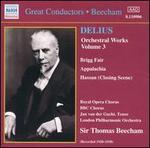 Delius: Orchestra Works, Vol. 3