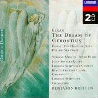 Delius: Sea Drift; Elgar: The Dream of Gerontius; Holst: The Hymn of Jesus - John Shirley-Quirk (vocals); Peter Pears (tenor); Yvonne Minton (vocals); BBC Theatre Orchestra & Chorus (choir, chorus); King's College Choir of Cambridge (choir, chorus); London Symphony Chorus (choir, chorus)