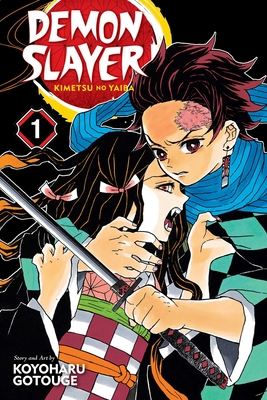 Demon Slayer: Kimetsu No Yaiba, Vol. 1, 1 - Gotouge, Koyoharu