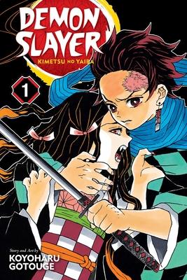 Demon Slayer: Kimetsu No Yaiba, Vol. 1, Volume 1 - Gotouge, Koyoharu