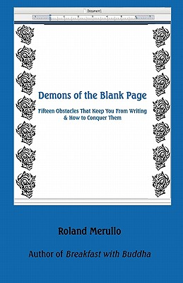 Demons of the Blank Page - Merullo, Roland
