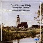 Der Herr is König: Baroque Bass Cantatas