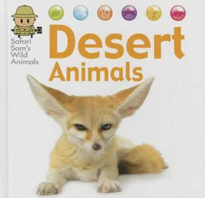 Desert Animals - West, David