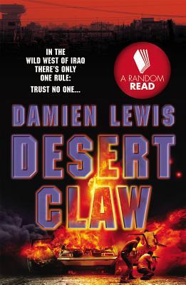 Desert Claw - Lewis, Damien