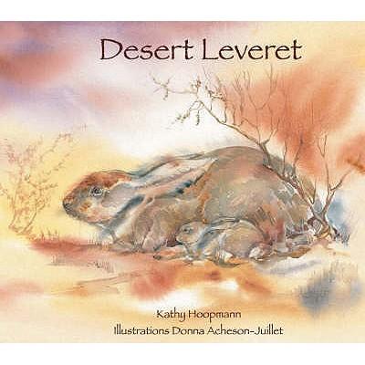 Desert Leveret - Hoopmann, Kathy