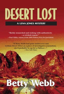 Desert Lost - Webb, Betty