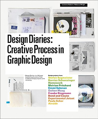 Design Diaries Creative Process in Graphic Design - Roberts, Lucienne