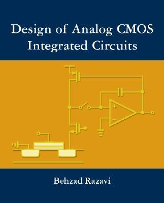 Design of Analog CMOS Integrated Circuits - Razavi, Behzad