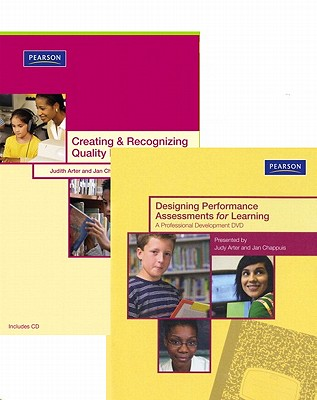 Designing Performance Assessments for Learning DVD Package - Assessment Training Institute Inc, and Arter, Judith A, and Chappuis, Jan