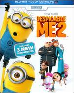 Despicable Me 2 [2 Discs] [Includes Digital Copy] [UltraViolet] [Blu-ray/DVD] - Chris Renaud; Pierre Coffin