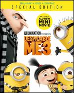 Despicable Me 3 [Includes Digital Copy] [Blu-ray/DVD] - Kyle Balda; Pierre Coffin