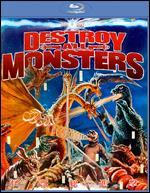 Destroy All Monsters! [Blu-ray]