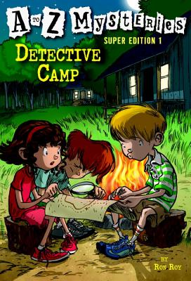 Detective Camp - Roy, Ron