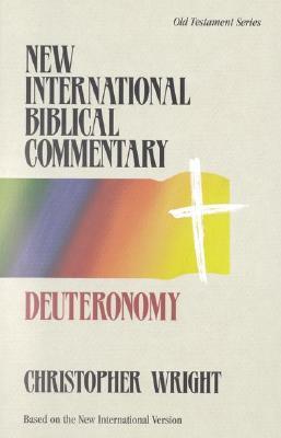 Deuteronomy - Wright, Christopher J H