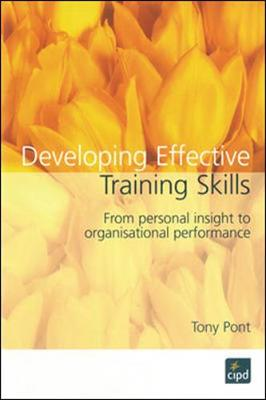Developing Effective Training Skills - Pont