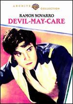 Devil May Care - Sidney Franklin