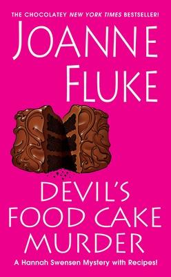 Devil's Food Cake Murder - Fluke, Joanne