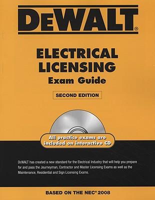 Dewalt Electrical Licensing Exam Guide - Holder, H Ray