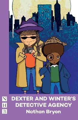 Dexter and Winter's Detective Agency - Bryon, Nathan